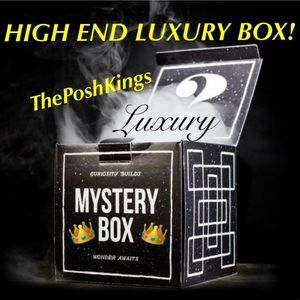 RESELLER LUXURY MYSTERY BOX ORIG VALUE UP TO $3000